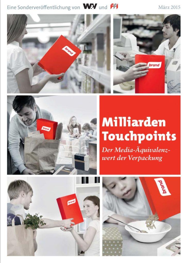 W&V Sonderveröffentlichung - Milliarden Touchpoints