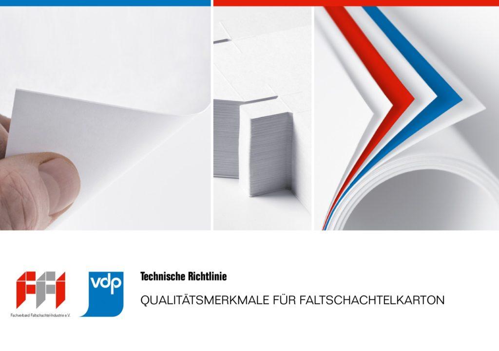 Technische Richtlinie Qualitätsmerkmale für Faltschachtelkarton