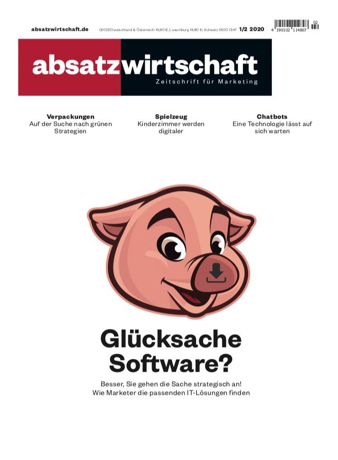 """Absatzwirtschaft Verpackungsstory """"Auf der Suche nach grünen Strategien"""""""