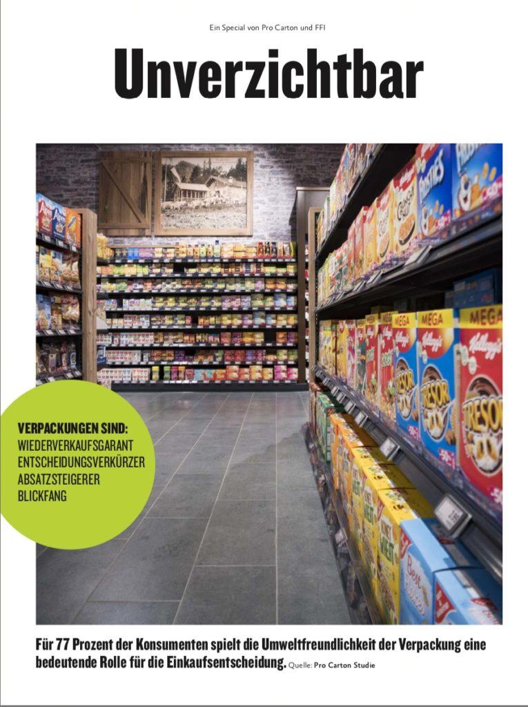 "LP-Sonderpublikation ""Unverzichtbar"""
